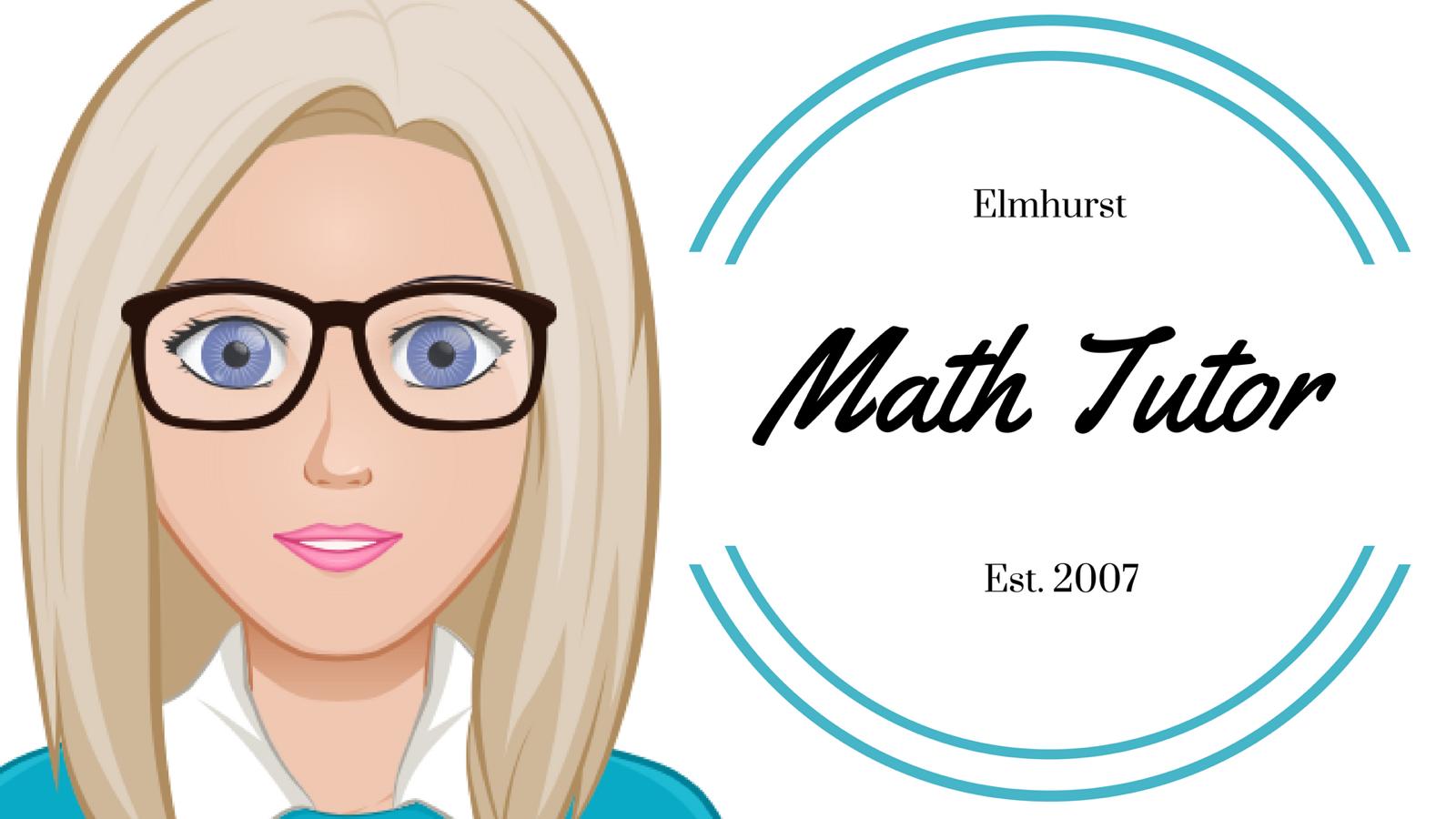elmhurst math tutor logo